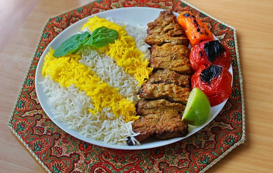 Amherst, MA: TOP Kabab, Taste of Persian Kebabs