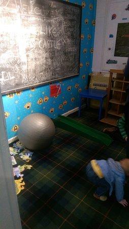 Drumnadrochit, UK: crazy golf