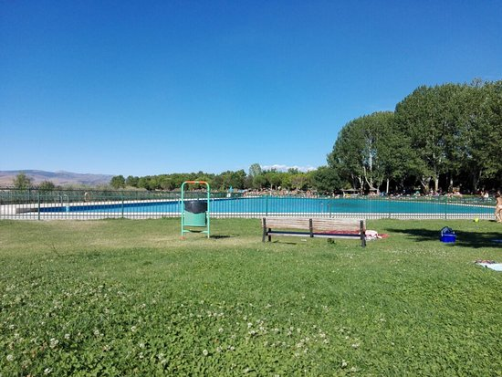 Buitrago de Lozoya, Ισπανία: Área recreativa de Riosequillo