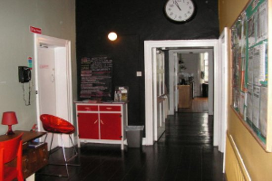 Kilkenny Tourist Hostel: Hostel Reception