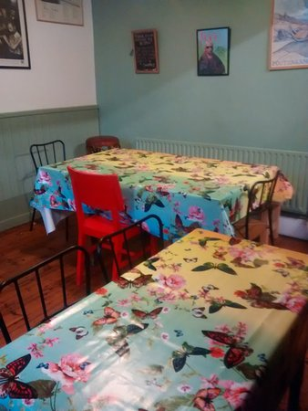Kilkenny Tourist Hostel: Dining Room