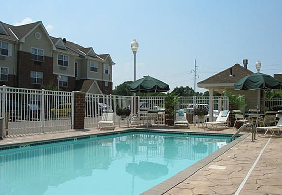 Saint Louis Park, Миннесота: Outdoor Pool