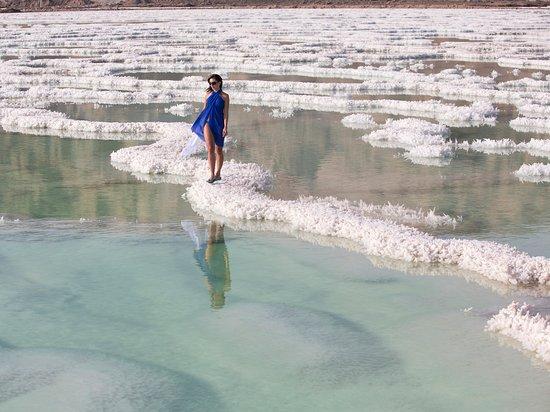 Dødehavet, Israel: Dead Sea - wander of nature