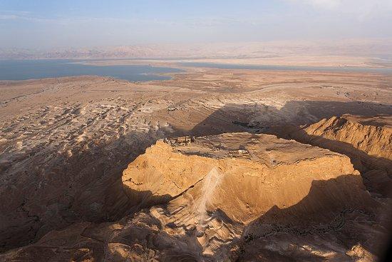 Dødehavet, Israel: Masada