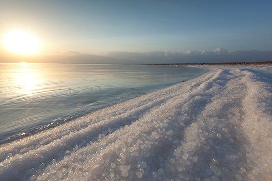 Dødehavet, Israel: Mineral salt