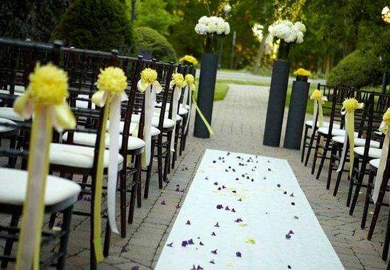 Pittsford, estado de Nueva York: Carmel Patio – Wedding Style