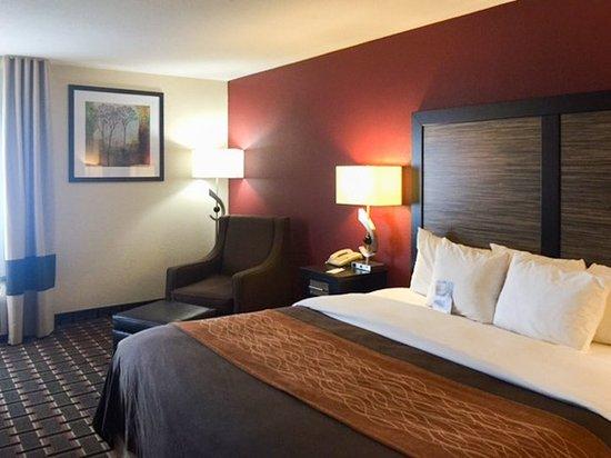 Selma, AL: Guest room