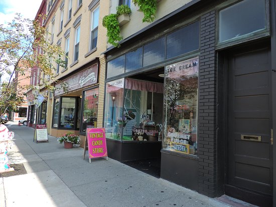 Penn Yan, NY: Keuka Candy Emporium