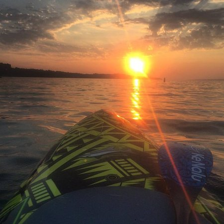 Barrie, Canada: Early Morning Paddle