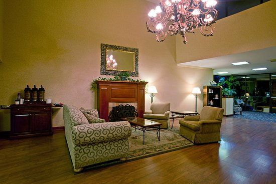 Country Inn & Suites By Carlson, Ventura: Lobby