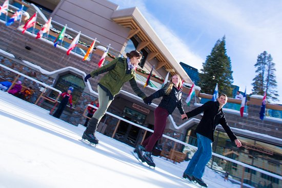 Olympic Valley, CA: Resort at Squaw Creek_Recreation_Ice Skating
