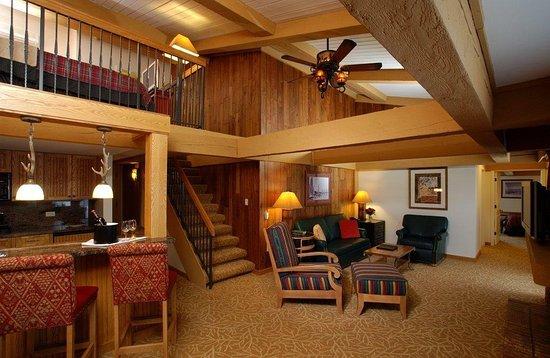 Delavan, WI: Lodge Loft Suite