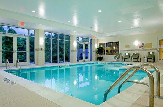 Morrisville, Carolina del Norte: Indoor Swimming Pool