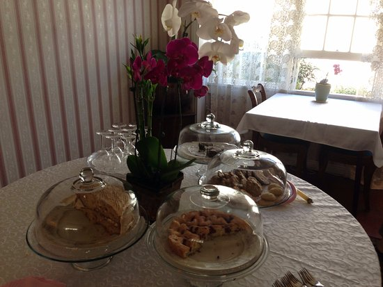 Bath Street Inn: Tea time