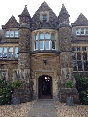 Betchworth, UK: Hotel Entrance