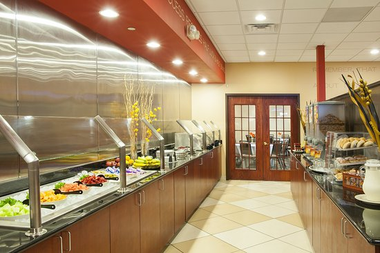 Itasca, IL: Upgrade your reservation, enjoy our Full American Breakfast Buffet