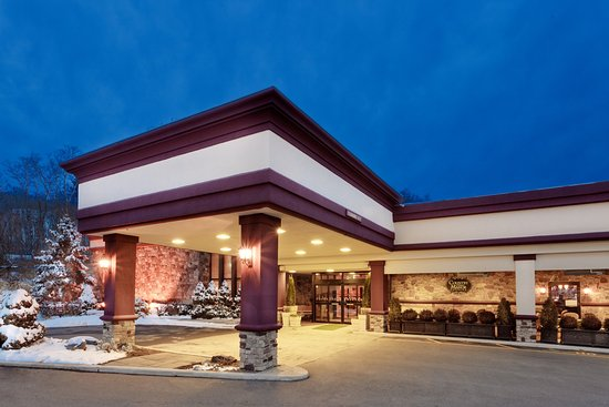 Holiday Inn Mt. Kisco (Westchester Cty): Hotel Exterior