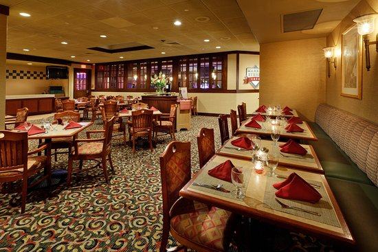 Holiday Inn Mt. Kisco (Westchester Cty): Teddys Restaurant