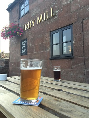 Greasby, UK: Irby Mill Pub