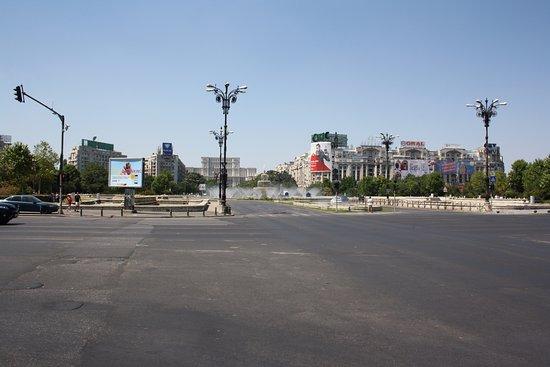 Unirii Square : centro