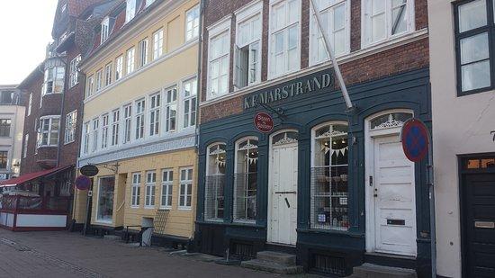 Helsingor Havn: Quaint streets of Helsingor