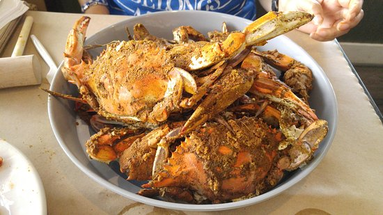 Glen Burnie, MD: Steamed crabs!