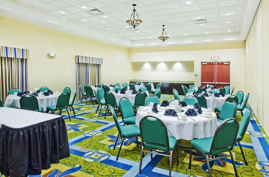 Holiday Inn Atlanta/Roswell : Banquet Room