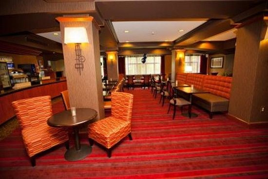 Vineland, Νιού Τζέρσεϊ: Lobby Breakfast Area