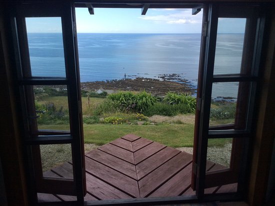 The Bungalow View through the veranda doors & View through the veranda doors - Picture of The Bungalow ...