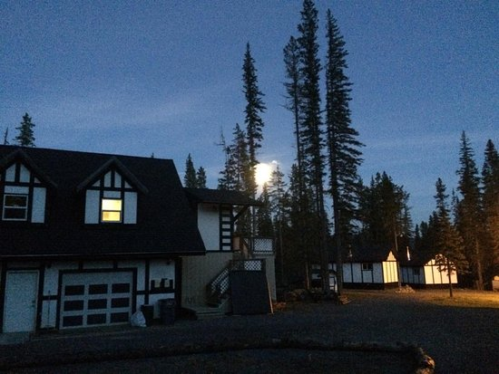 Nordegg, Canada: Peaceful Nights