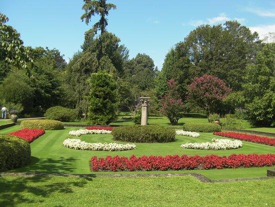 giardini terrazzati - Foto di Giardini Botanici Di Villa Taranto ...