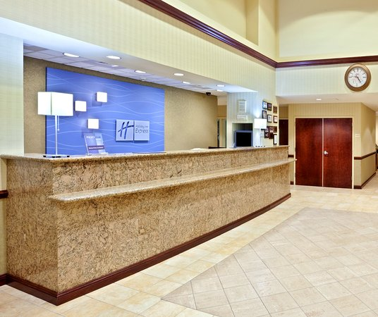 Pasco, WA: Hotel Lobby