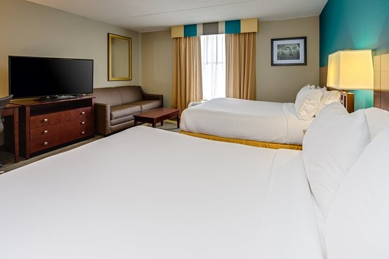 Camp Springs, MD : Guest Room