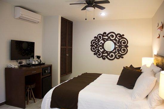 Hotel Casa Ticul: Estandar King size