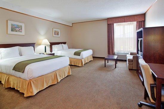 จังก์ชันซิตี, แคนซัส: Superior Room
