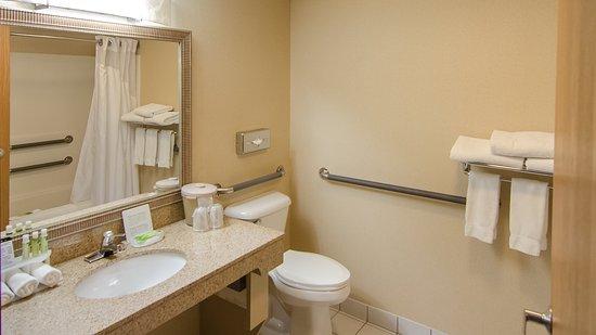 Sturtevant, Wisconsin: Bathroom Amenities