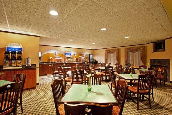 Sturtevant, วิสคอนซิน: Breakfast Area