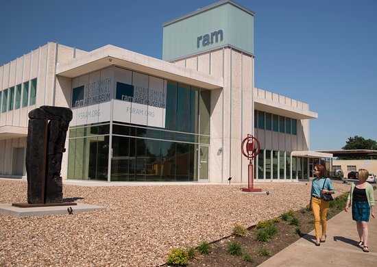 ‪Fort Smith Regional Art Museum‬