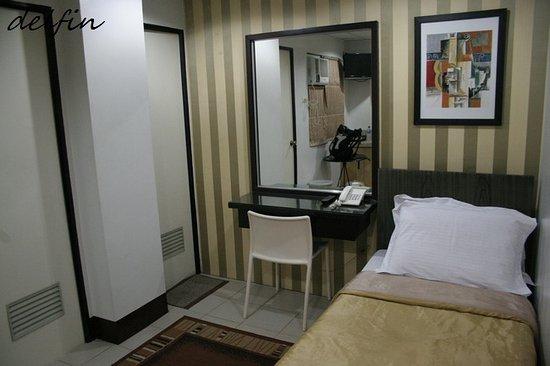 Orange Nest Hotel: シングルルーム