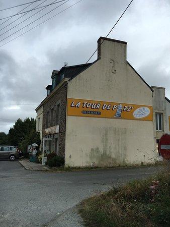 Pleurtuit, Γαλλία: La Tour De Pizz