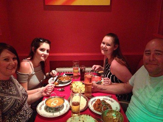 Tywyn, UK: Celebrations!!!!!!  Wonderful food and staff.