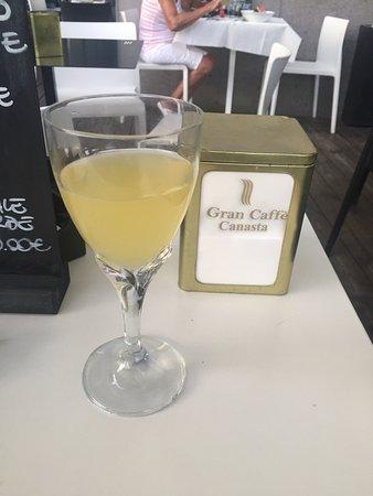 Province of Salerno, Italie : Gran Caffe Canasta