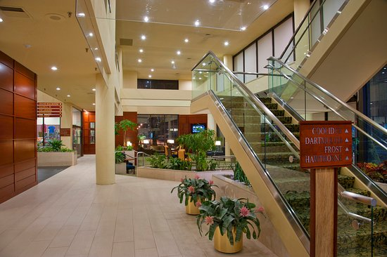 Radisson Hotel Manchester: Lobby