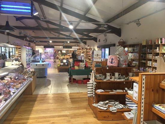 Gillingham, UK: Farm shop