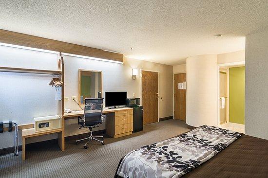 Lake Bluff, IL: Guest Room