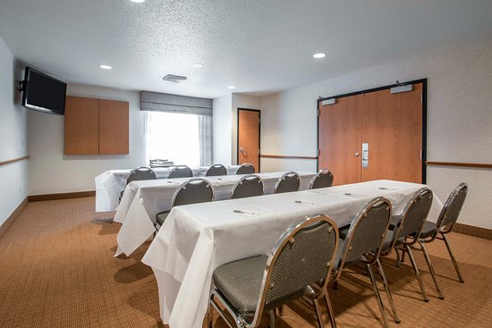 Sheboygan, WI: Meeting room