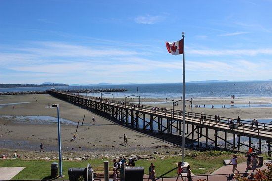 White Rock Visitor Information Centre – West Beach Kiosk