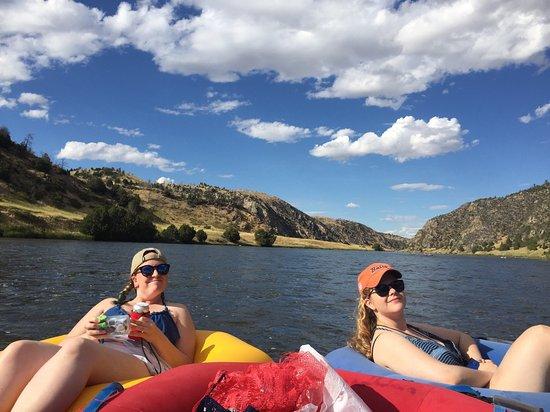 Madison River Tubing: Madison River Float Trip