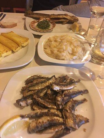 Naklo, Slovenië: Exsilent food!