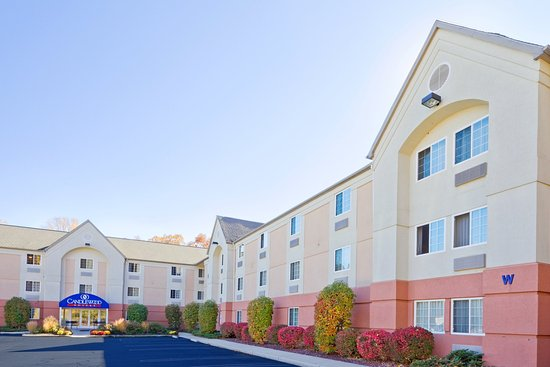 Morris Plains, NJ: Hotel Exterior